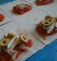 شوصون بالطون والجبن رائع بالصور 5