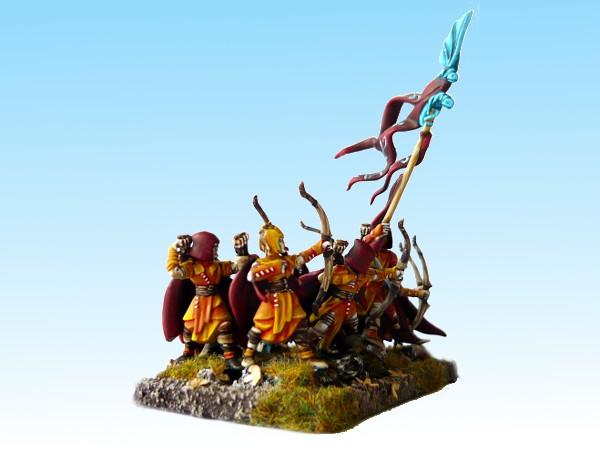 Skavenblight's Wood Elves - Page 2 Glade_guards_11