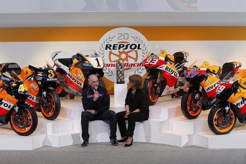 20 ans de Honda & Repsol JOC3663