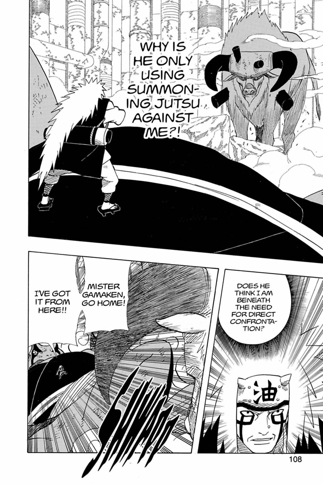 Nagato é capaz de derrotar os 5 Kages ?  0375-012