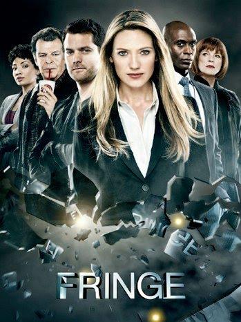 Séries TV Fringe%2BSeason%2B4%2BPoster