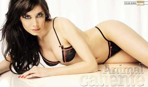 Hottest women Pilar-rubio-3