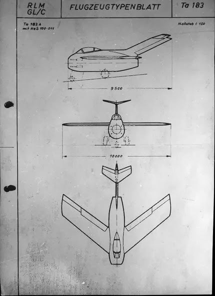 Une surprise nommée MiG-15 . Ta183TB