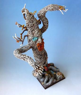 Skavenblight's Wood Elves - Page 3 Dzewo5