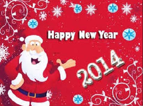 صور رأس السنة الميلادية 2014 - Happy new year 2014  1