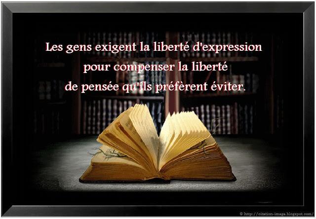 Citations qui font réfléchir Citation-liberte
