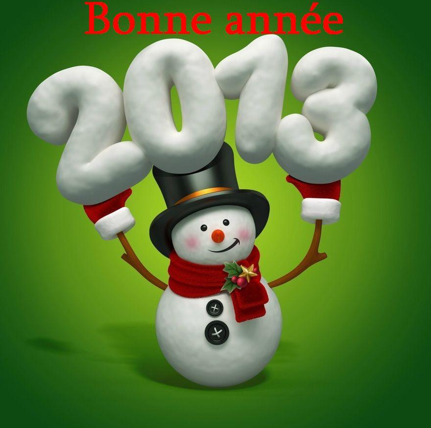 Bonne Année 2013 (Pat5) 2013-2