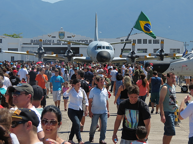 Portões Abertos 2014 - Base Aérea de Florianópolis IMG_5566