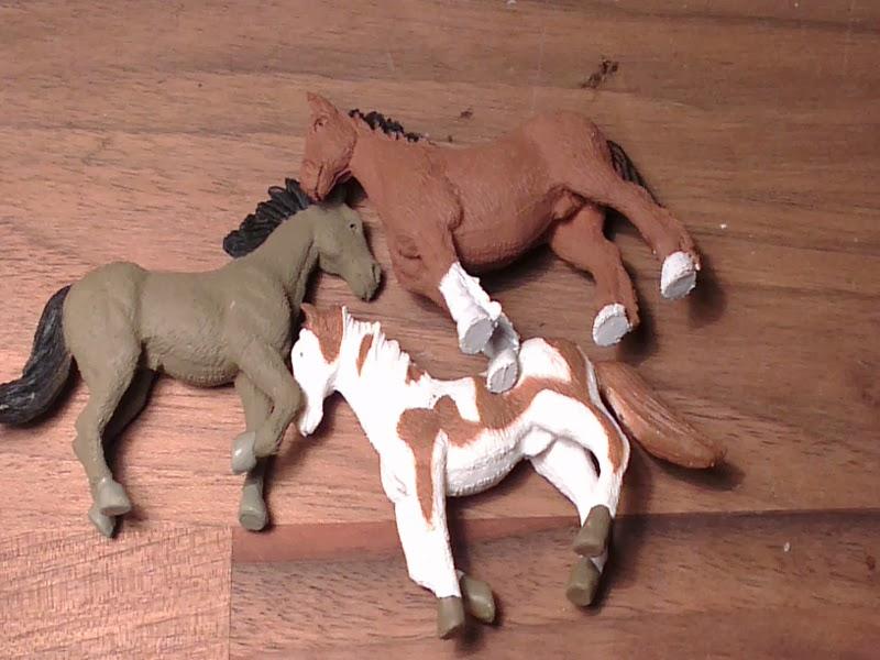 Hordes of the things unicorns PferderohHP