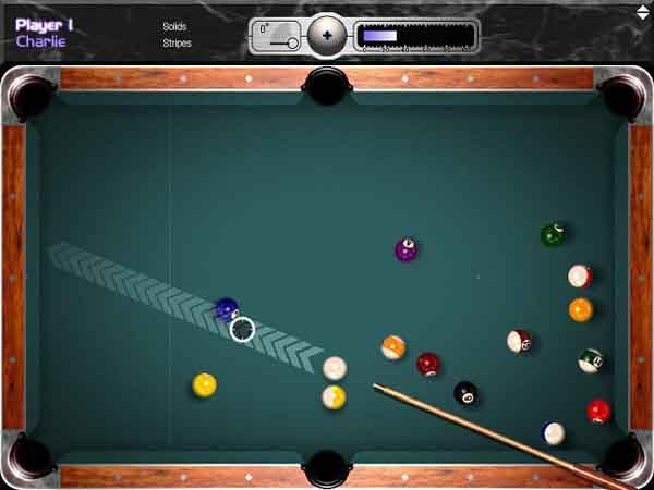 تحميل افضل العاب خفيفة للكمبيوتر 2013 (اكثر من 50 لعبة) 8-ball-frenzy-game-download