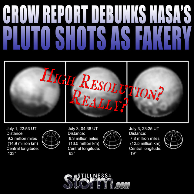 Pluto News NASA info Crow%2BReport%2BDebunks%2BNASA%25E2%2580%2599s%2BPluto%2BShots%2Bas%2BFakery%2B%255Bvideos%255D
