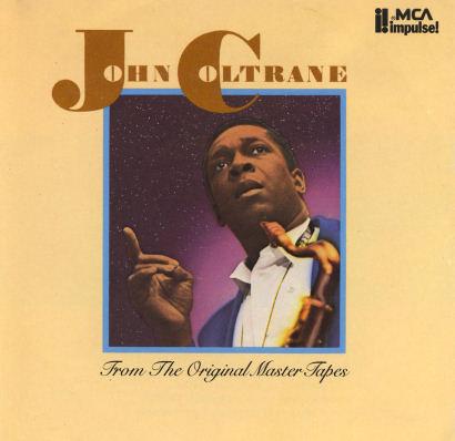JOHN COLTRANE Mastertapes