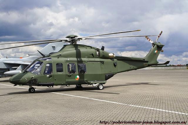 El Ejército de Brasil evalúa helicópteros Agusta Westland para su adquisición. AW-139%2B%25281%2529
