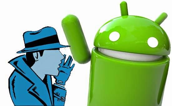 كيف تحمي الكميرا والميكروفون في هواتف اندرويد من ان يتم إختراقها والتجسس عليها دون علمك Android-Spy