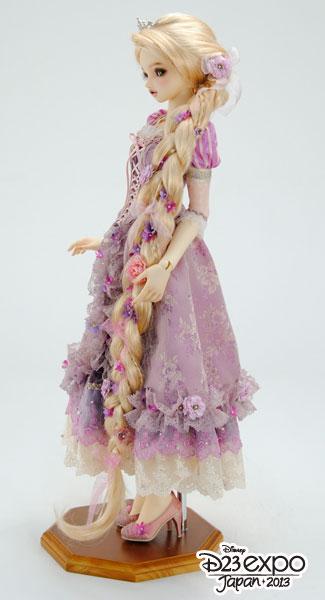Disney Store Poupées Limited Edition 17'' (depuis 2009) - Page 37 Super-dollfie-rapunzel-rinkya-japan