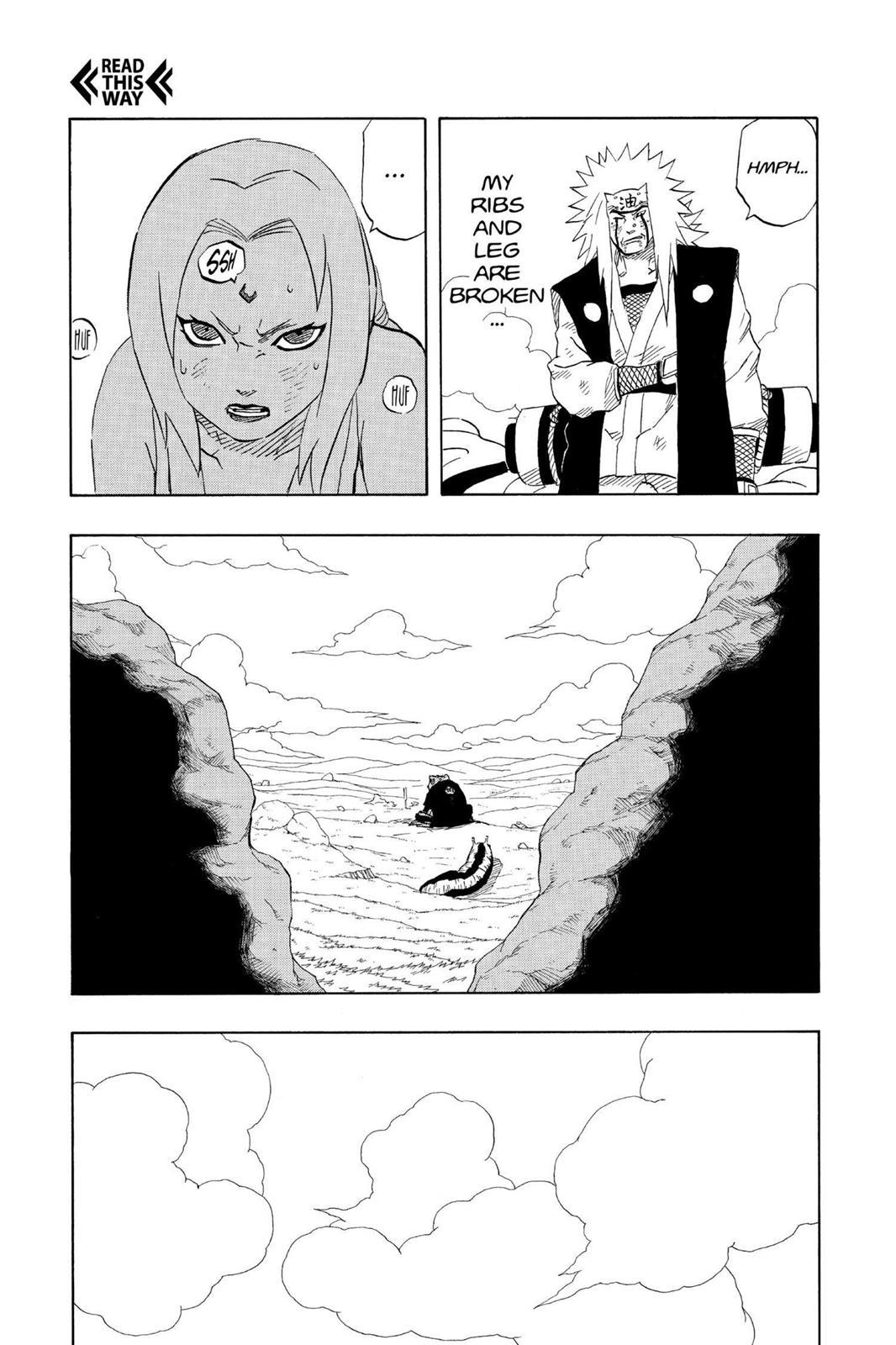 Mais poderoso do que você imagina #1: Orochimaru 0171-007