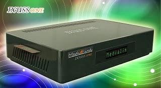 receptor - Nova Atualização receptor MediaLink Ixxus One. Data:03/01/2014 Ixuss