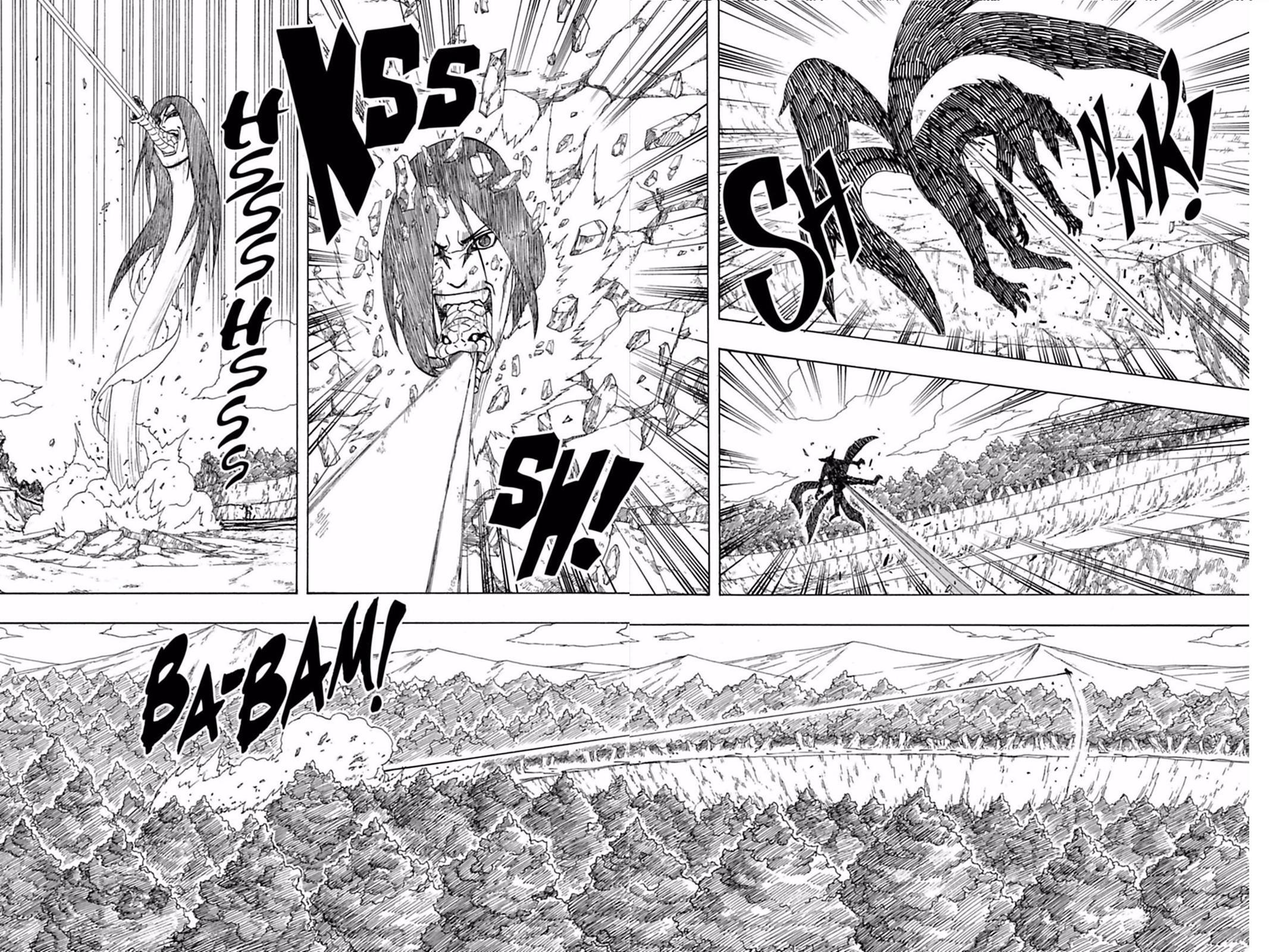 Mais poderoso do que você imagina #1: Orochimaru 0295-013