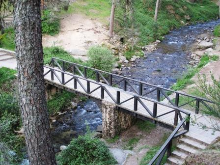 - Ruta por las pesquerías Reales (Segovia). IMG_4322