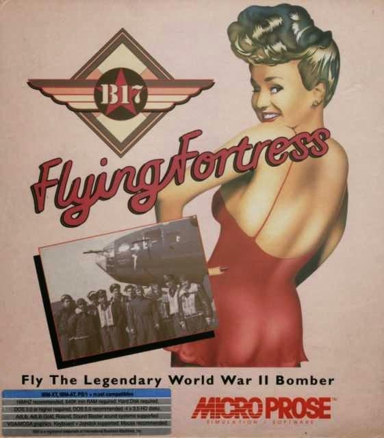 B-17 Flying Fortress B-17%2BFlying%2BFortress