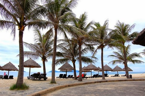 Các bãi biển đẹp nhất Việt Nam Baibiencuadai