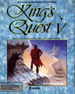King Quest V : Absence Makes The Heart Go Yonder!  Kq5boxart_2