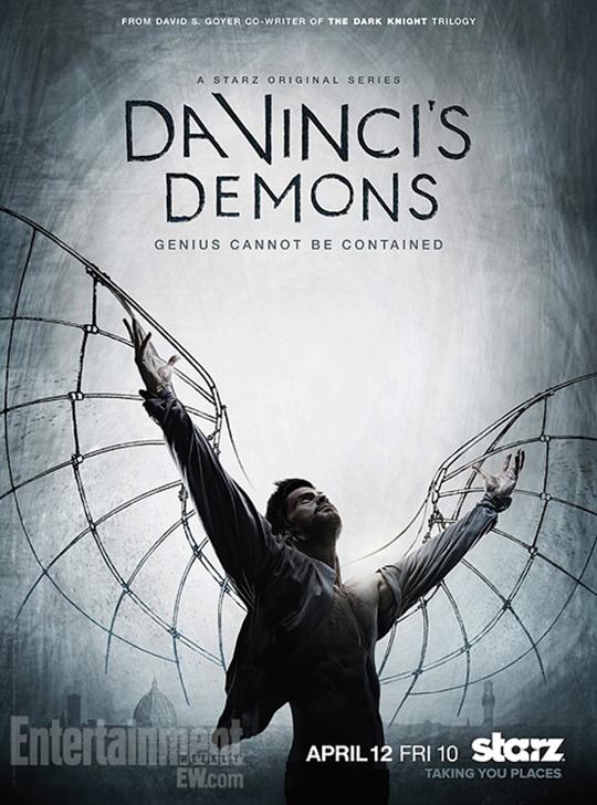 Filmski plakati - Page 7 Da-vincis-demons-poster