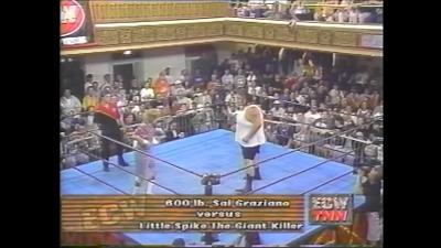 'Restling Rewind: ECW on TNN Episode 1 0013