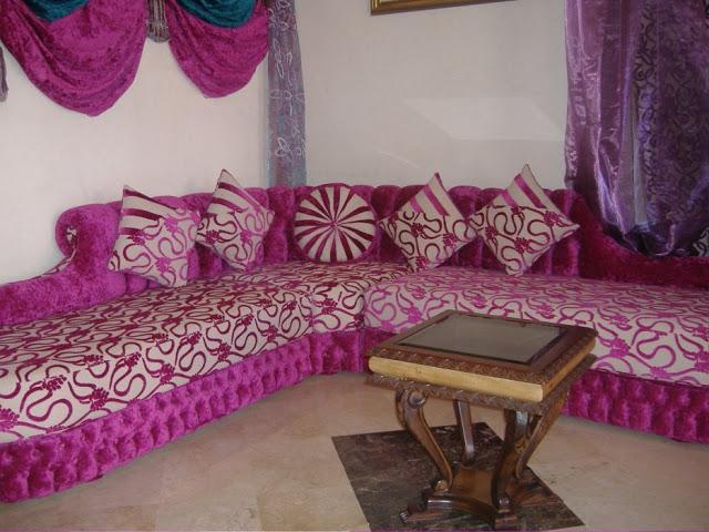 اجمل الصالونات المغربية الراقية  15