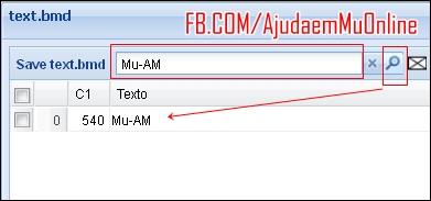 Como mudar o nome do servidor no client (onde seleciona a sala) (Com MagicHand 2.0) [Mu Online] Mudarnomedoserverpart4