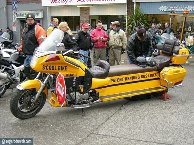 No limit à l'imagination pour les motos, Humour of course! - Page 39 Humour-drole-insolite-transport-moto97