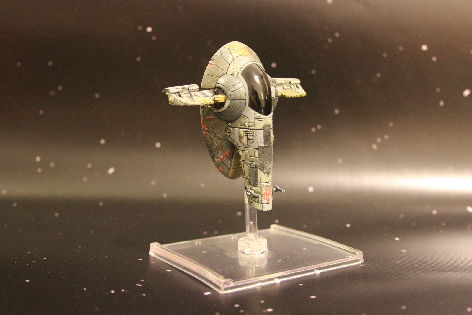 Fin's Repaints - Hound's Tooth & Nashtah Pup 2