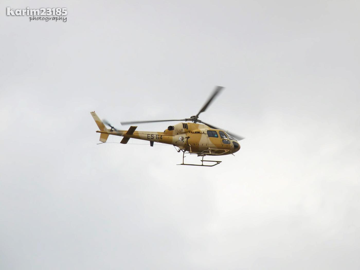 صور مروحيات القوات الجوية الجزائرية Ecureuil/Fennec ] AS-355N2 / AS-555N ] - صفحة 2 P1000095