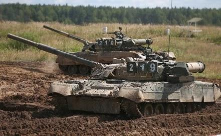 Tank Biathlon 2014 Biathlon