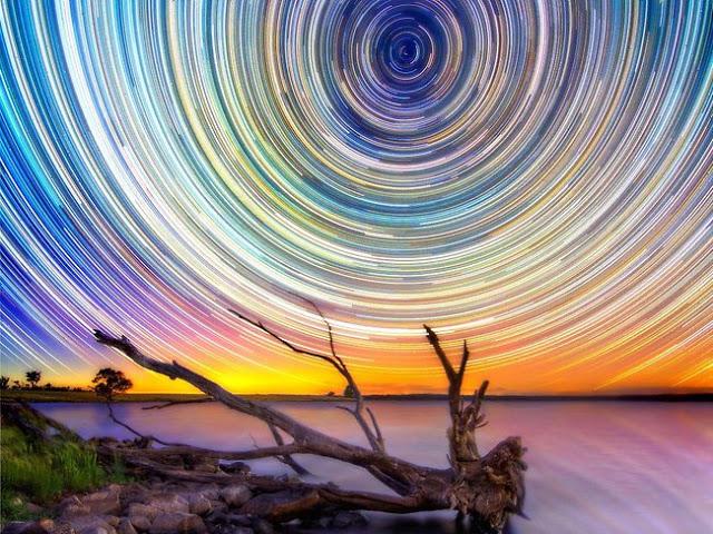 صور مدهشة للنجوم في سماء استراليا 1