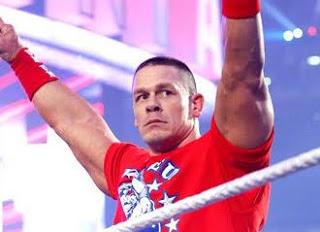جون سينا يهاجم روك  John-Cena
