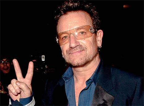 Bono is a Complete Idiot :) Bono