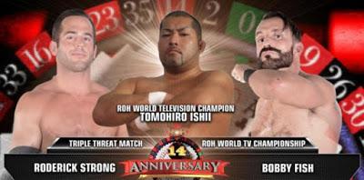 Verdade ou Mito #61 - Especial ROH 14th Anniversary 022616worldtvtitlev21