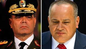 Tag 6d en El Foro Militar de Venezuela  Vladimir-Padrino-Lopez-y-Diosdado