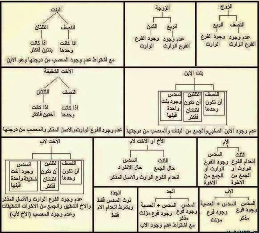 بيان عدل الإسلام في التركات 193503507