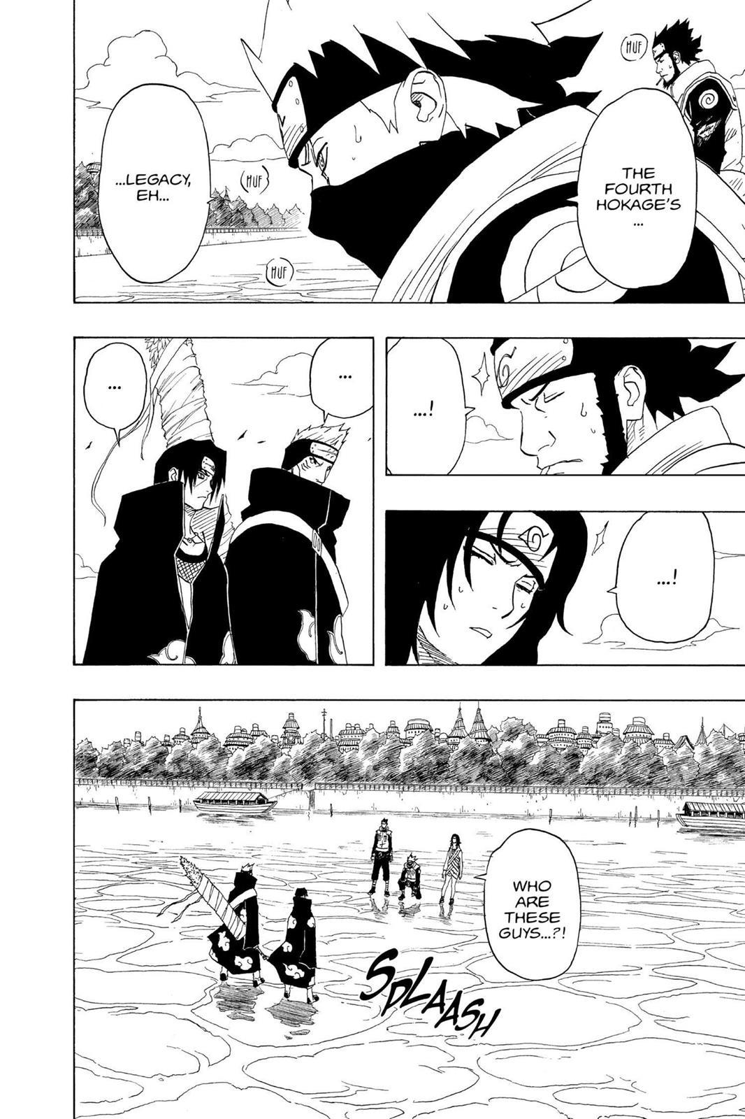 Jiraiya fazer frente a Itachi + Kisame não faz sentido para você? - Página 2 0143-002