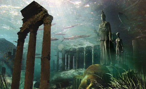 Lost City of Atlantis Found! It's Connected to Ancient Temple in Incredible Way Atlantis1