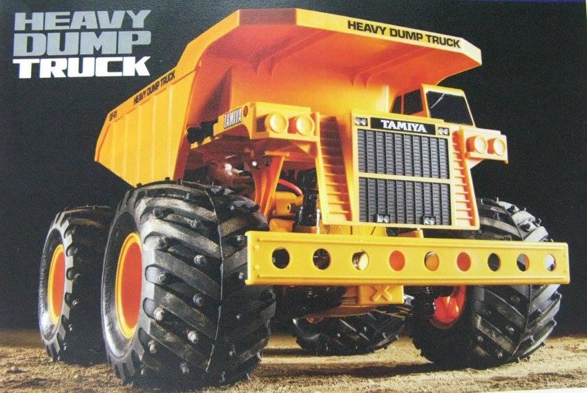 [nouveauté] Tamiya GF-01 Heavy Dump Truck Heavy%2BDump%2BTruck
