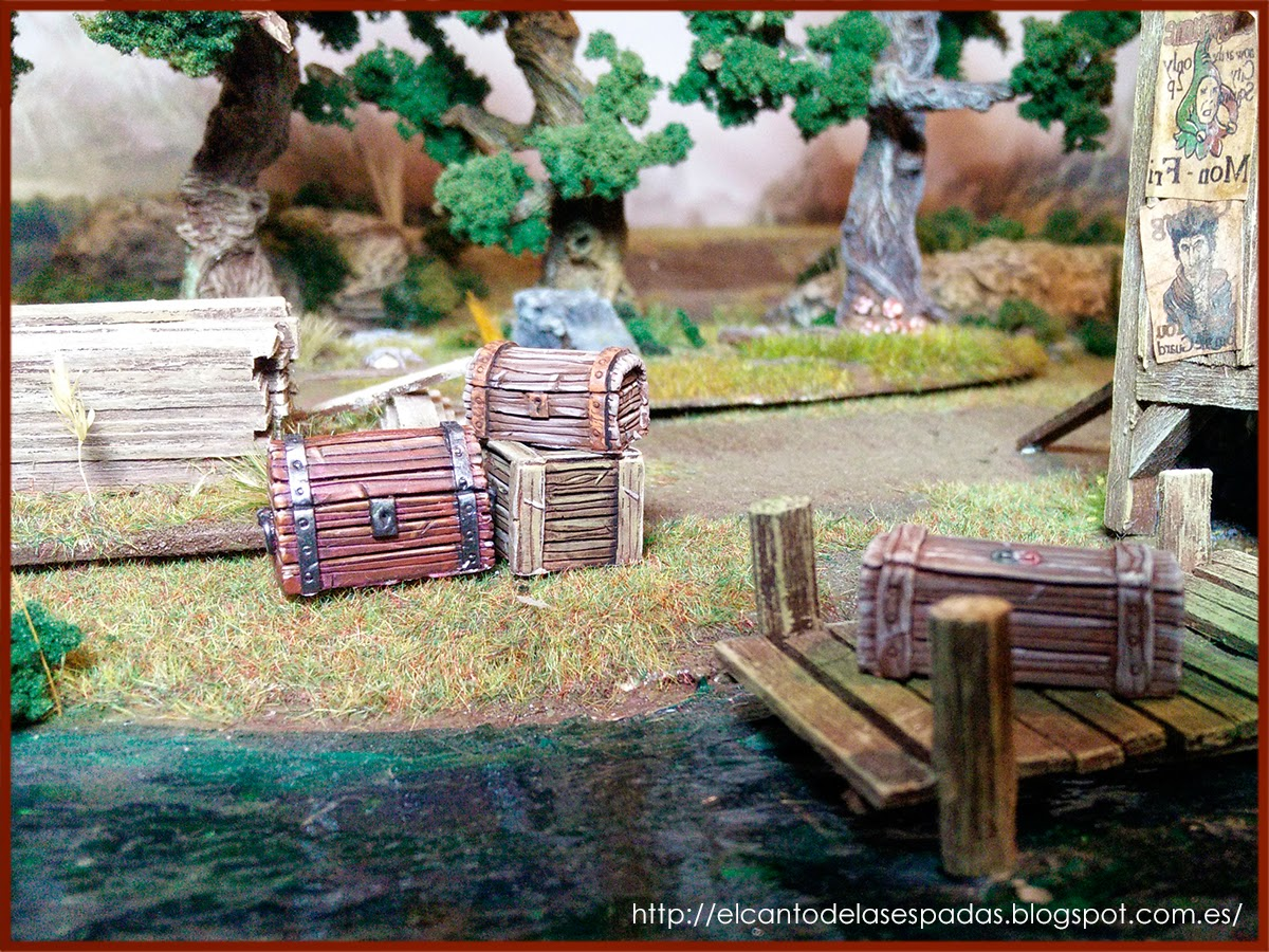 New and Old scenery. - Page 10 Chest-Crate-Cofre-Caja-Warhammer-Scenery-Wargaming-07