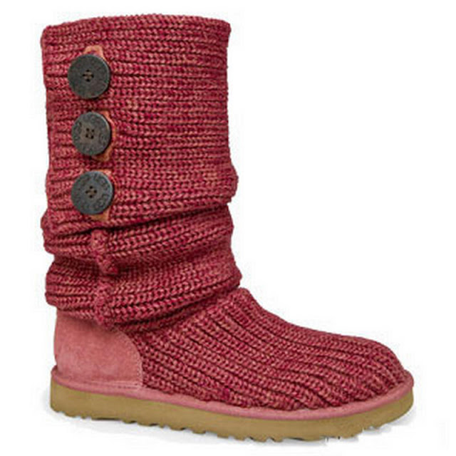 أفكار غريبة -## Smile-Campus-knitted-boots-25283-2529