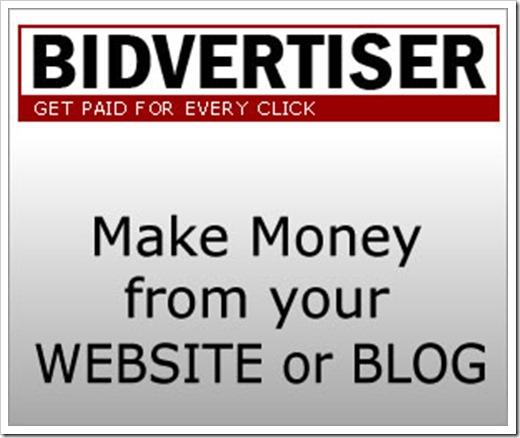 سلسلة-- الربح من الانترنت Bidvertiser