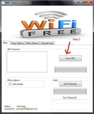 تحميل wireless hack 2015 لاختراق شبكة الوايرلس والحصول على الباسورد Wifihackerstep2