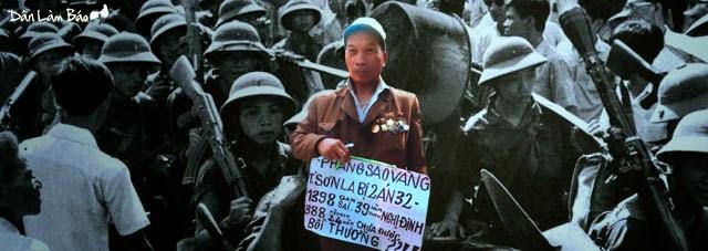 không - 42 tháng Tư và cuộc chiến không bom đạn QDNDVN-093-danlambao