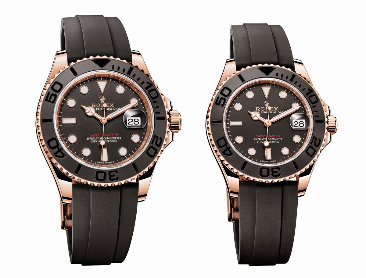 Rolex - Yacht-Master 2015 Reference 116655 Rolex-Yacht_Master_116655_Basel2015-6