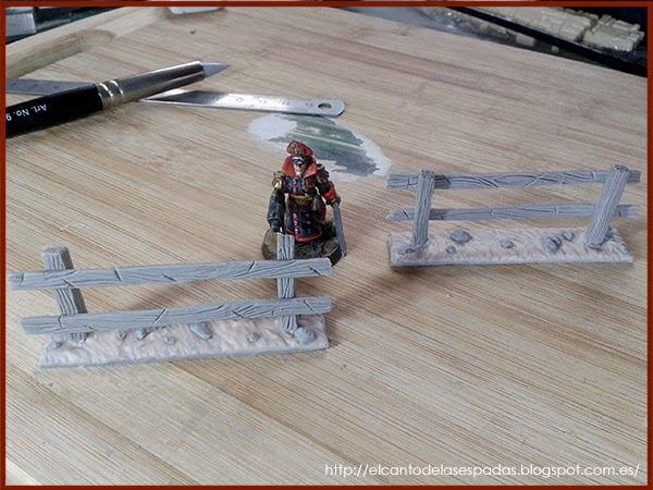 New and Old scenery. - Page 9 Valla-Madera-Peana-Wooden-Fence-Base-Warhammer-Scenery-Escenografia-Wargame-07